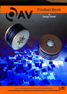 Capa do catalogo OAV